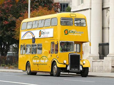 Vintage Coaches for Hire: Vintage Double Decker