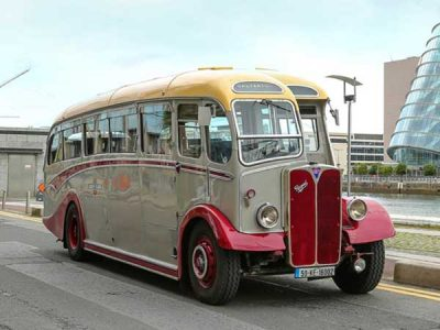 Vintage Coaches for Hire: AEC Regal