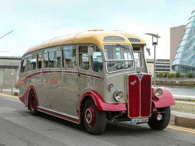 Vintage Coaches for Hire: AEC Regal
