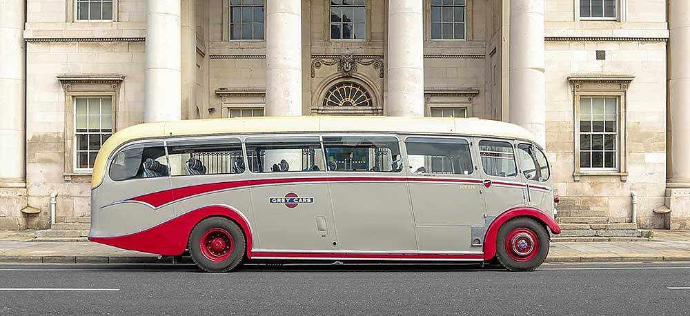 1960's Regal Coach for wedding hire