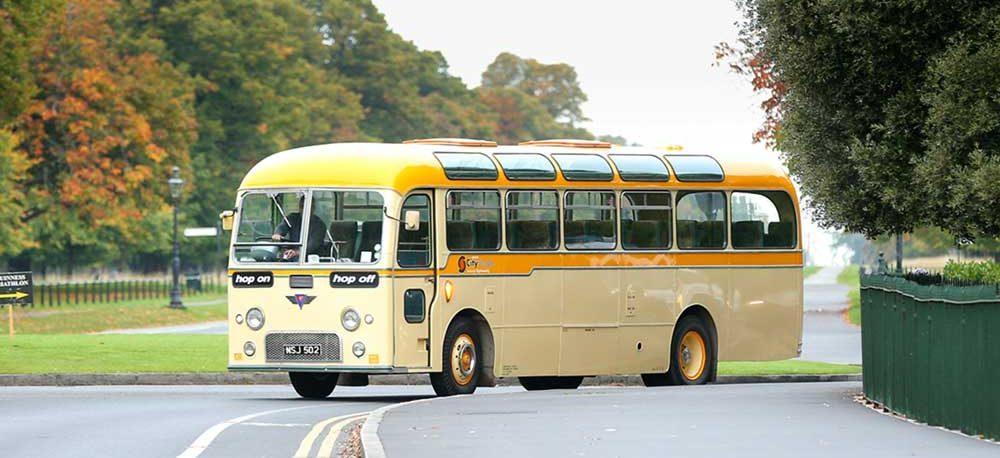 AEC Reliance bus
