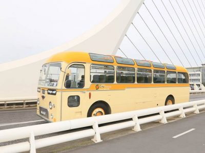 Vintage Coaches for Hire: AEC Reliance