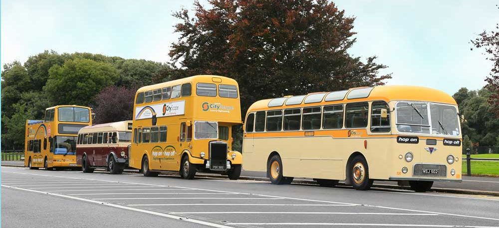 Our fleet of vintage coaches for hire for weddings & special events